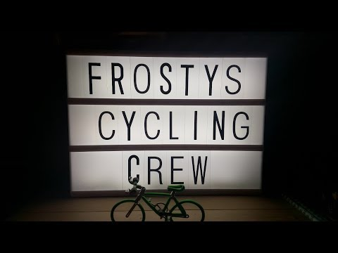 Frosty's Cycling Crew Strava Group Review - Week Ending 22nd April 2018