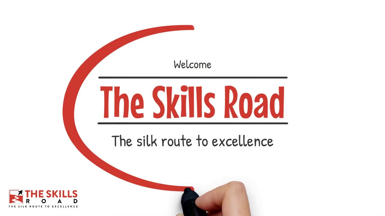 The Skills Road - Digital Learning Solutions