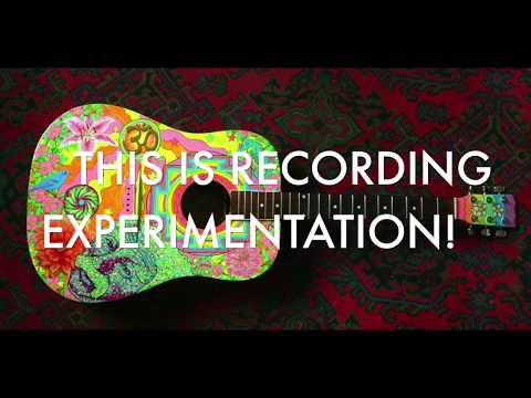 RECORDING EXPERIMENTATION - James Edwin Jones