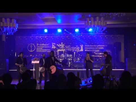 Elephant Foot 'Rock with Black Dinner Dance 2015' Live