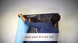 1Wall Paste The Wall Instructions