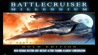 Battlecruiser Millenium Gold Edition epic menu theme
