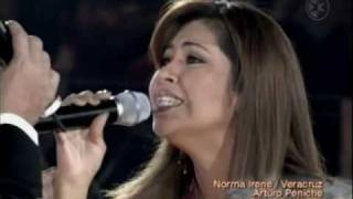 MAYRENNE/ARTURO PENICHE/KARINA - a quien (cantando por un sueño)