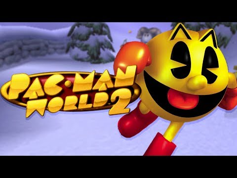 Pac-Man World 2 & The High Score