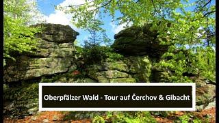 Joggingtour am 18.05.2013 Waldmünchen / Perlsee / Čerchov / Gibacht
