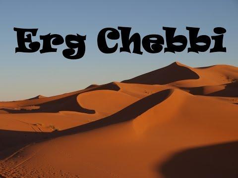 Camel trip in Erg Chebbi desert