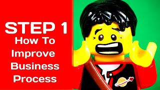 Step 1 How to document your business process | Improve your business #3