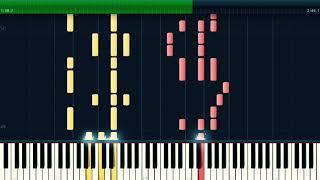 f(x) 에프엑스 - 피노키오(Danger) 피아노