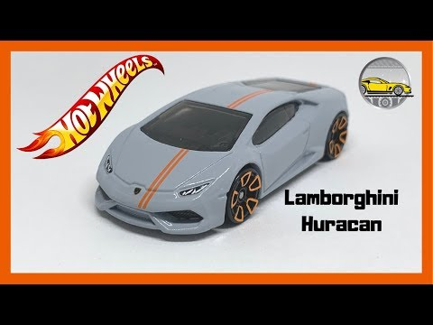 Hot Wheels Lamborghini Huracan from the Factory Fresh Series 2019