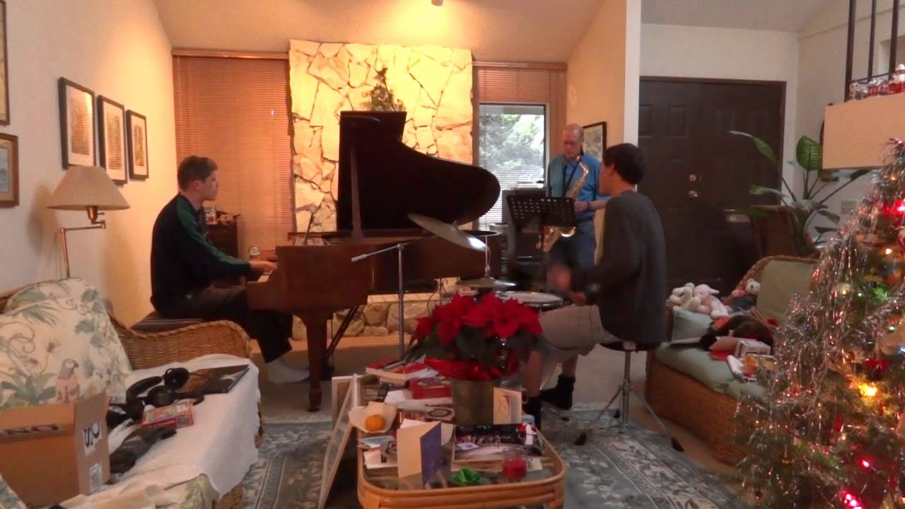 Have Yourself a Merry Little Christmas jazz trio family jam 2011 ...