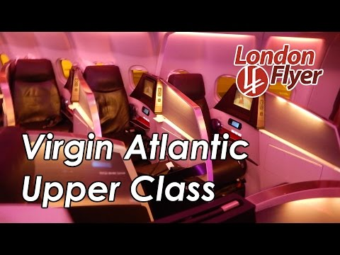[HD] Virgin Atlantic 'New' Upper Class | London to Dubai | A330 | londonflyer