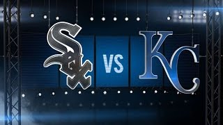 3/28/17: Three solo homers lift Royals over White Sox