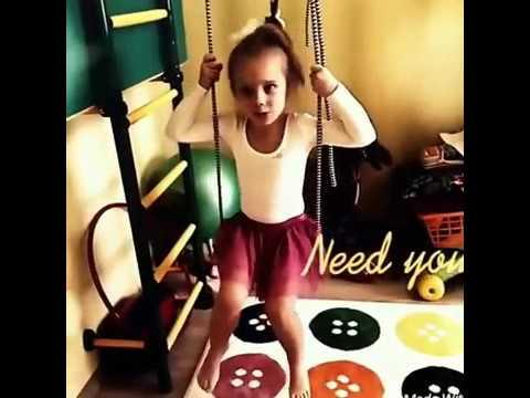 Даша Попова, 5 лет.