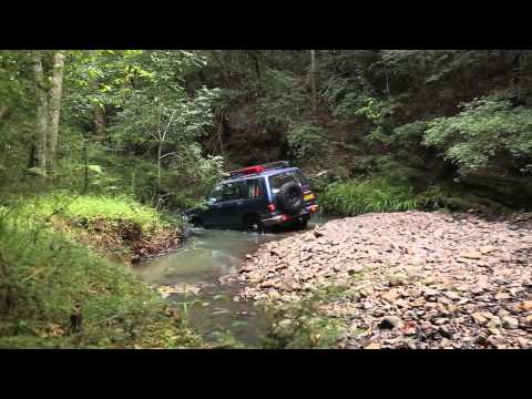 Holden Jackaroo Isuzu Trooper 3.1TD off road