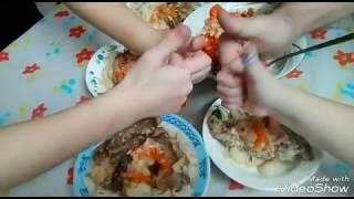Как вкусно приготовить мясо кролика в сметанном соусе в мультиварке с овощами | Очень вкусное мясо