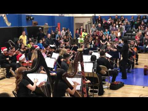 Atascocita Middle School Symphony THE FINAL COUNTDOWN
