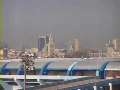 Maracanã Stadium + Rio de Janeiro's downtown etc