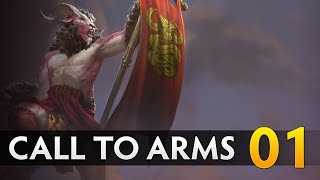 Artifact: Call to Arms (Dark Aggro Global Ranking)