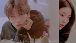 Kore  ↬İdol ve stajyer'in aşkı ⤀nickname pine leaf kore klip⬵|Güncel kore klip|