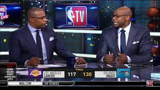 GameTime - Lakers vs Magic Postgame Talk | Nov 17, 2018