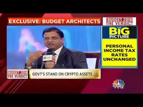 Economic affairs Secretary on Bitcoin's Future in India (FEB 2018)
