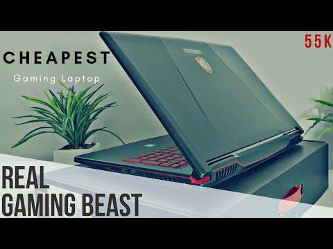 Cheapest Budget Gaming Laptop 🎮 MSI GL63 8RC || Tech4X
