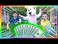 FIRST TO FIND ALL THE EGGS WINS $1,000 | We Are The Davises