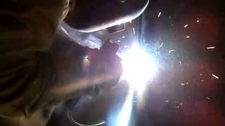 processo de soldagem eletrodo revestido 7024