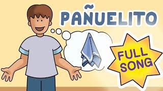 """""""Pañuelito"""" (full) Spanish children's song for prepositions of location"""
