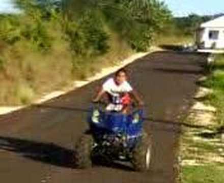 Anguilla Rider