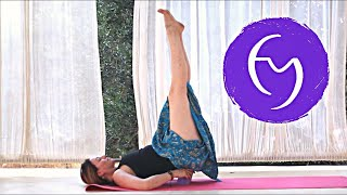 15 minute Morning Yoga With Fightmaster Yoga