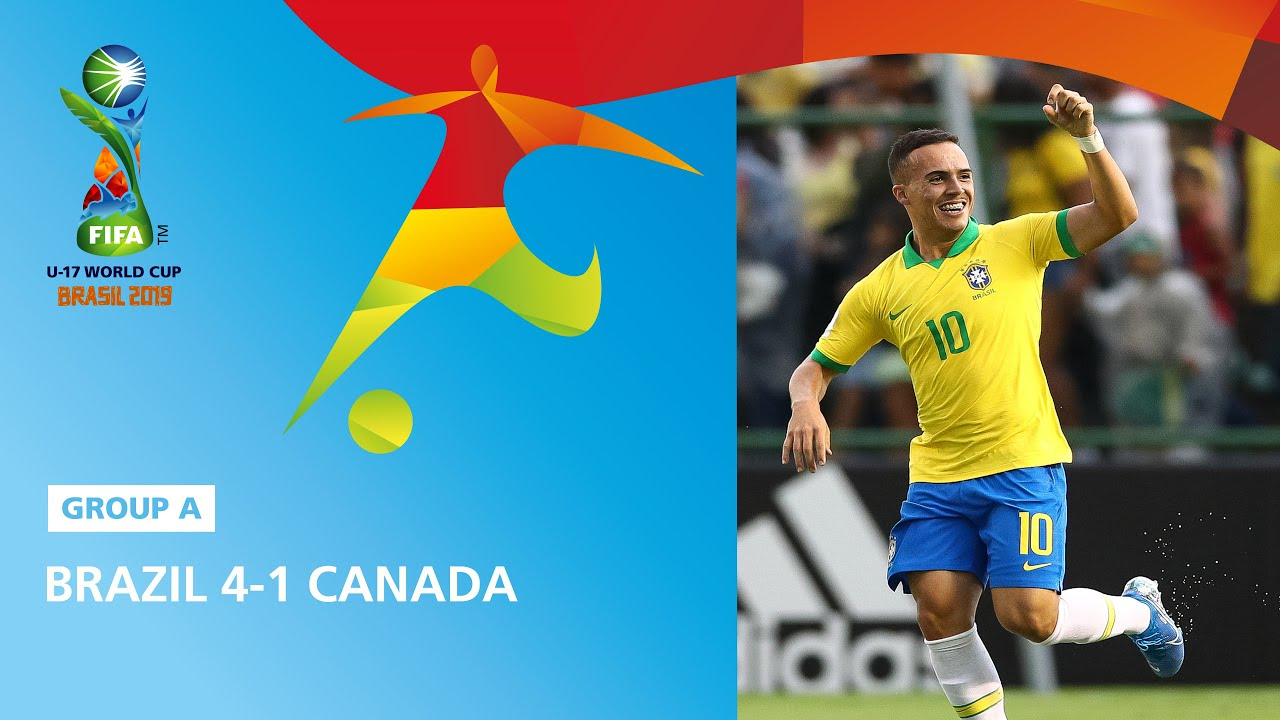 Brazil v Canada Highlights - FIFA U17 World Cup 2019 ™
