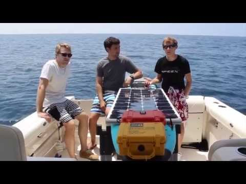 SolarSurfer Hackaday Prize Entry