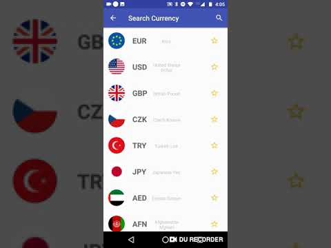How To Create Android Currency Converter From Scratch