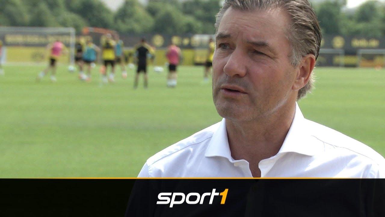Meisterschaft, Hummels, Abgänge: Zorc erklärt den BVB-Plan   SPORT1