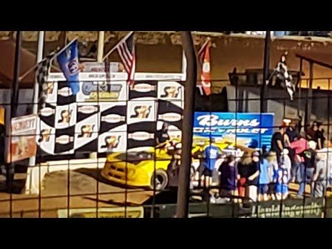 Create Sportsman Main 10/6/18 Cherokee Speedway