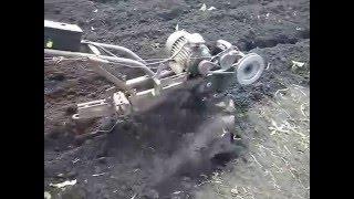 электромотоблок(эл.двигатель 1.5 квт 1500 об/мин. электромотоблок своими руками., 2013-05-11T16:34:01.000Z)