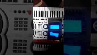 Обучение на пианино,очень красивая мелодия, украинская