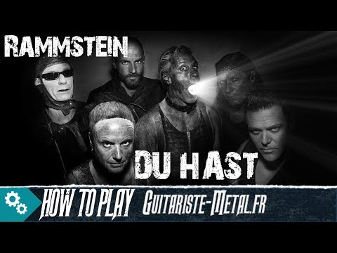 rammstein---du-hast---how-to-play