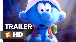 Search for Smurfs: The Lost Village International Trailer #2 (2017) | Movieclips Trailers