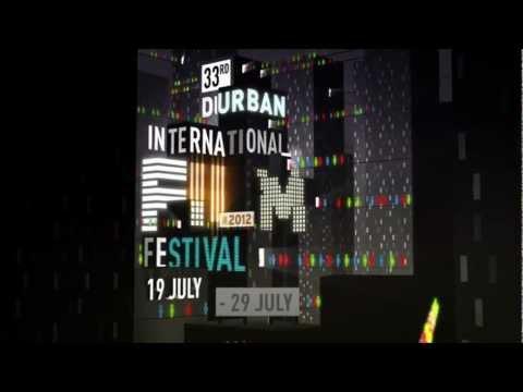 Durban International Film Festival 2012 logo reel