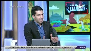 الماتش - تعليق ناري من أحمد عفيفي بسبب الهجوم على محمد صلاح