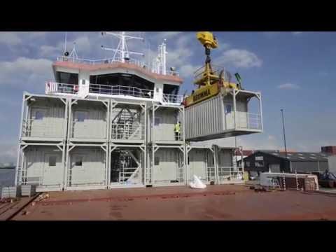 ELA Offshore Mounting 1,5