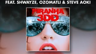 Piranha 3D Official Soundtrack Album Preview - Songs From The Movie