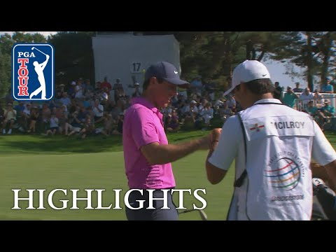 Rory McIlroy's highlights | Round 2 | Bridgestone 2018