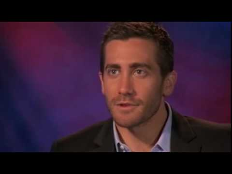 Singing with Jake Gyllenhaal
