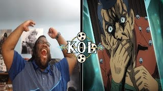 YOOOO THIS BOSS NEEDS TO CHILL!! Jojo's Bizarre Adventure Part 5 Episodes 8 - 10 ⚡ KOL LIVE REACTION