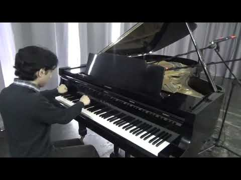 Facundo Navarro, un talento del piano