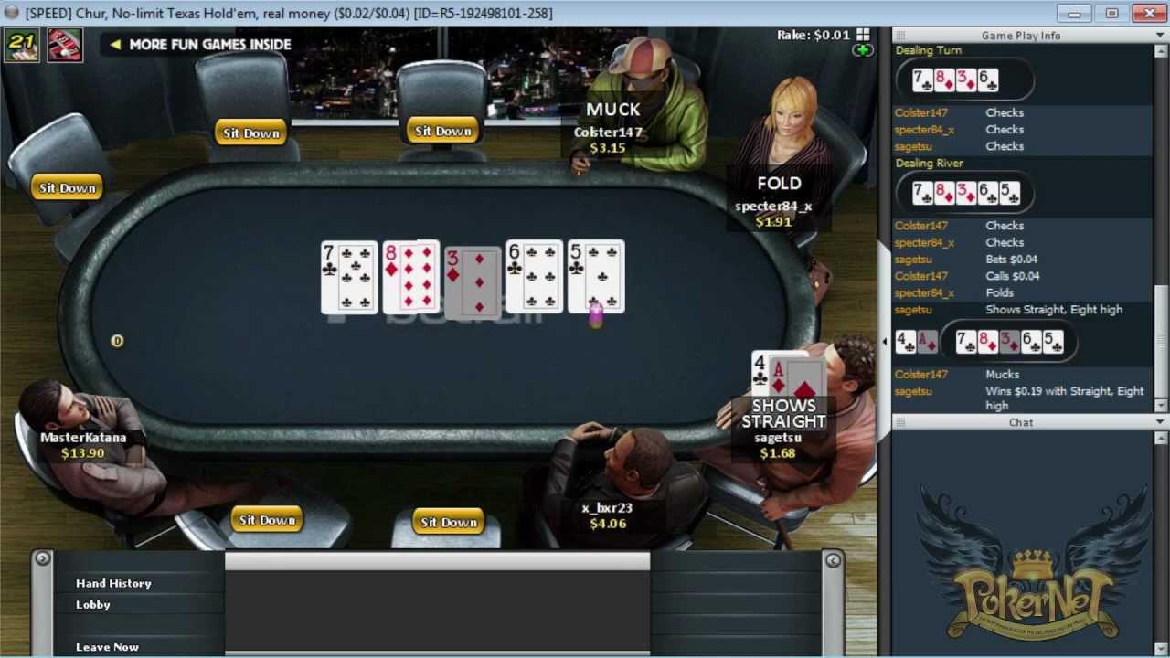 Pokernet