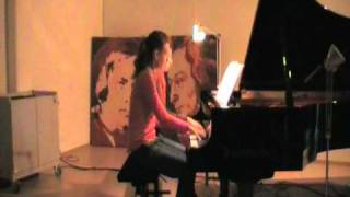 Snow Patrol-Shut your eyes piano cover by Celine en Eline